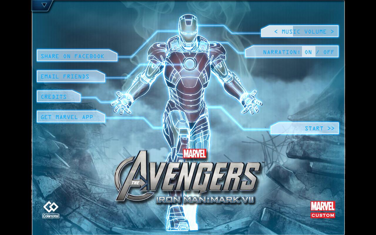 Download The Avengers-Iron Man Mark VII App on your Windows XP/7/8/10 and MAC PC