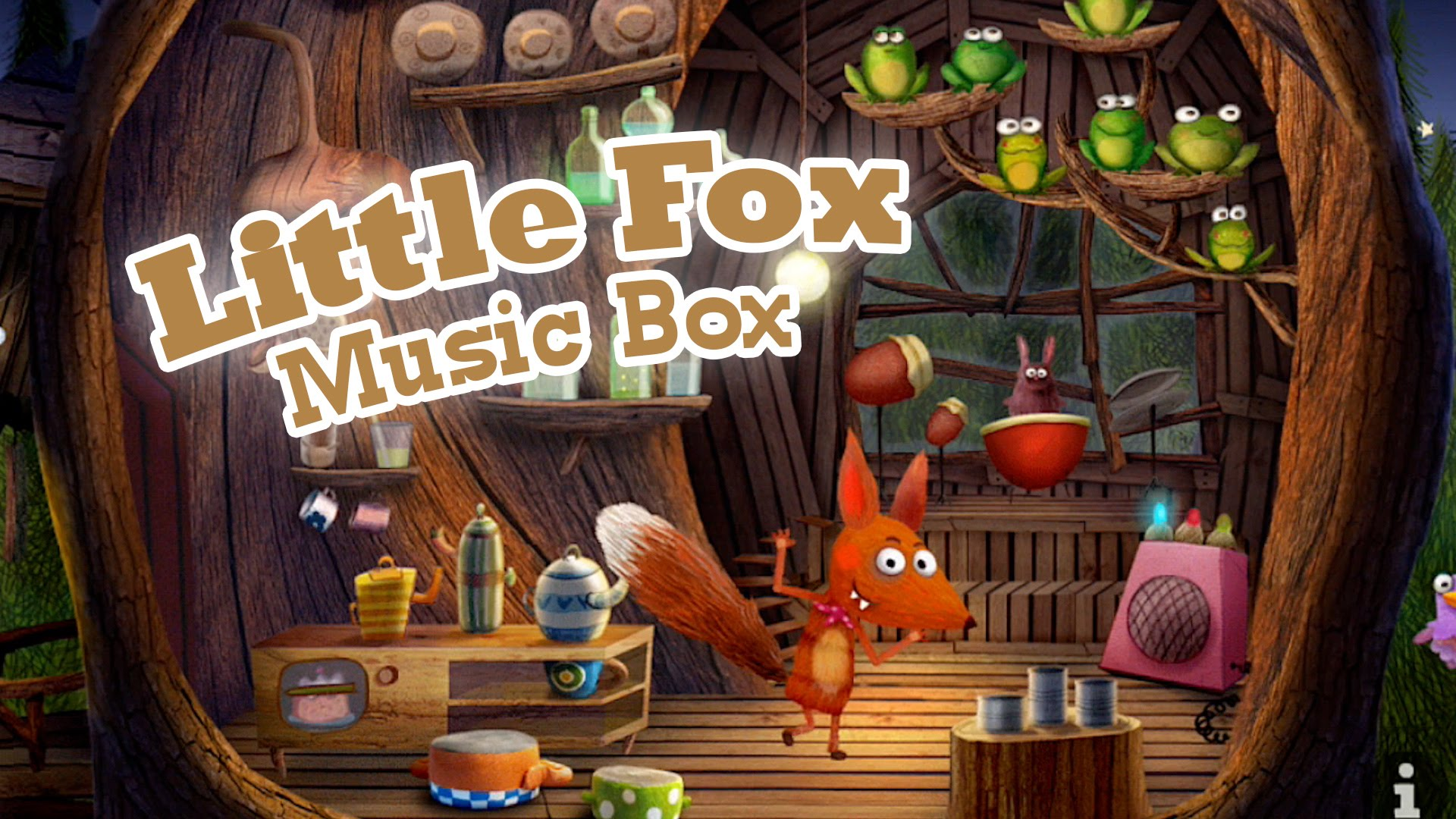 Download Little Fox Music Box App on your Windows XP/7/8/10 and MAC PC